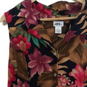 Spring Floral Light Weight Maxi Dress Size 16